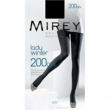 Купить  Lady Winter 200 den колготи Nero Mirey